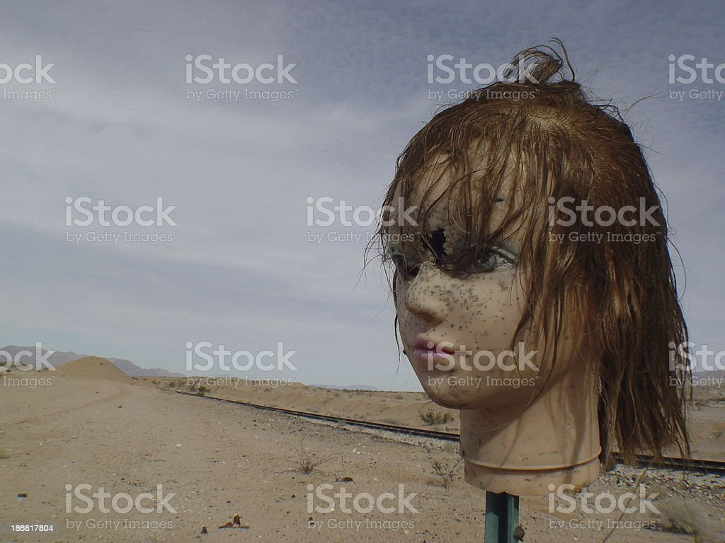 Old Maggy royalty-free stock photo