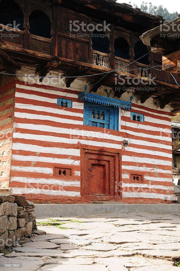 Old Manali,Himachal Pradesh,India. royalty-free stock photo