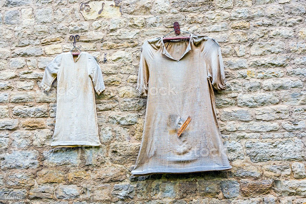 old medieval witches and issues around superstition stock photo