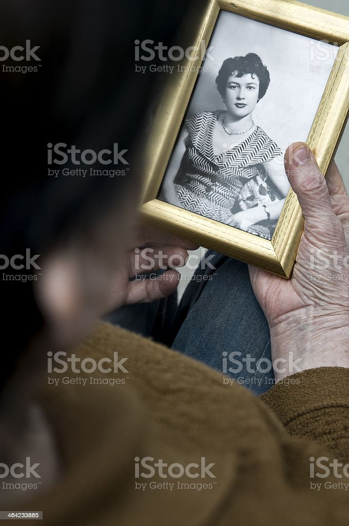 Old memories royalty-free stock photo