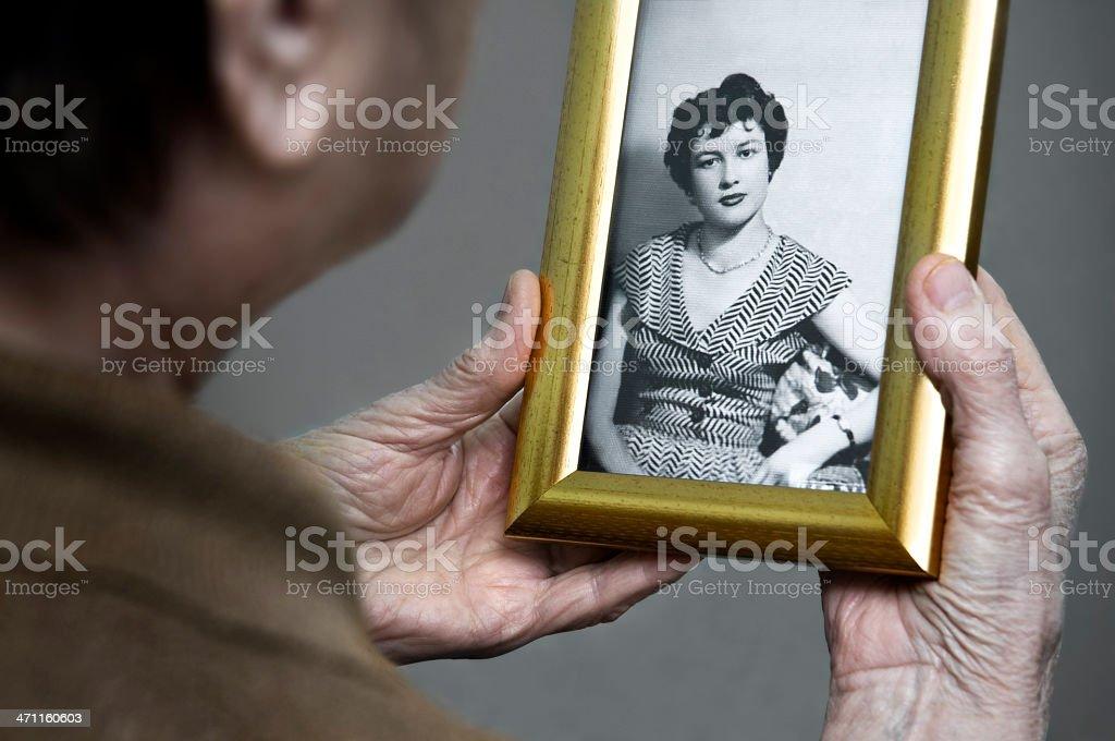 Old memories royalty-free stock photo