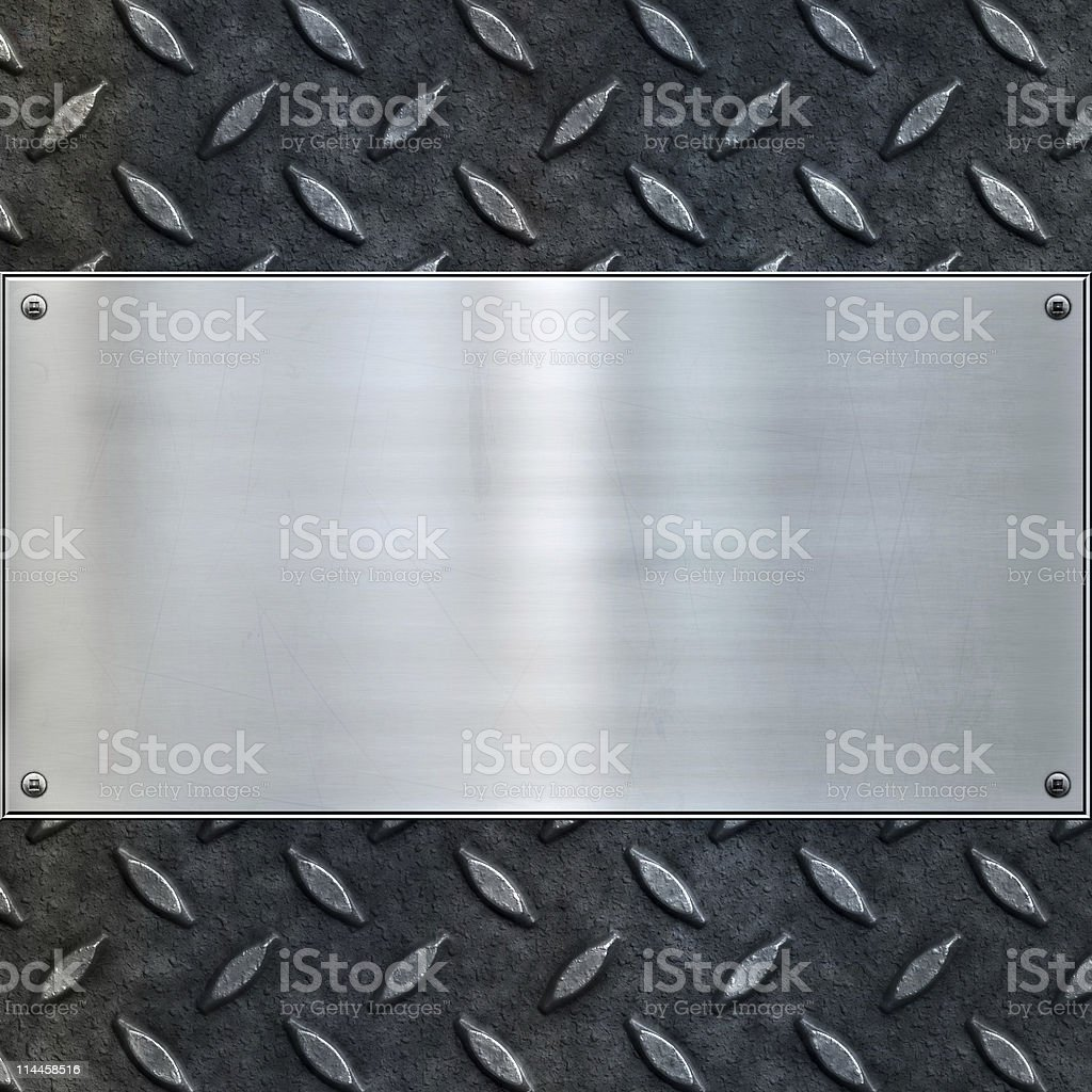 old metal background texture royalty-free stock photo