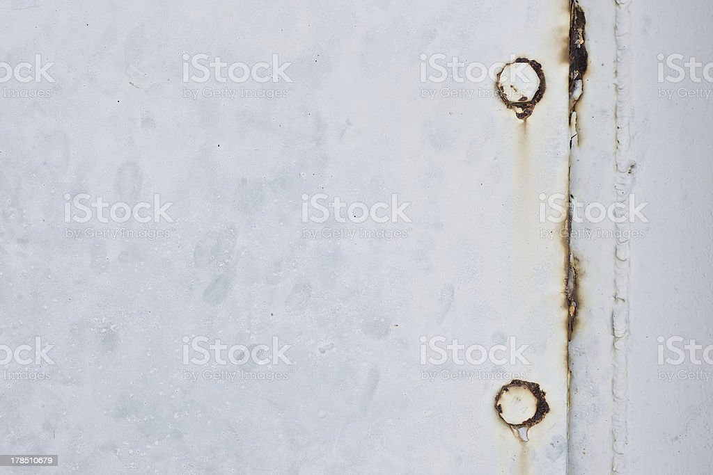 old metal plate texture background royalty-free stock photo