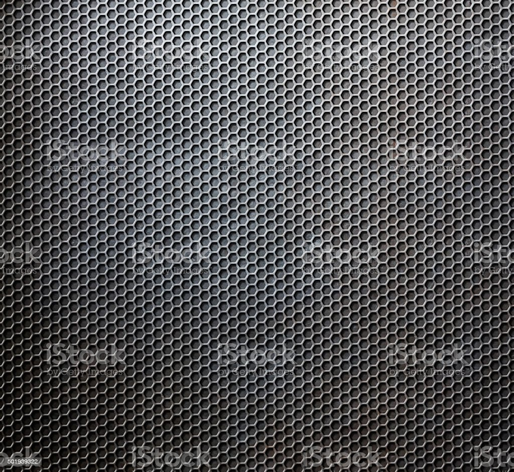 old metal rusty grid stock photo