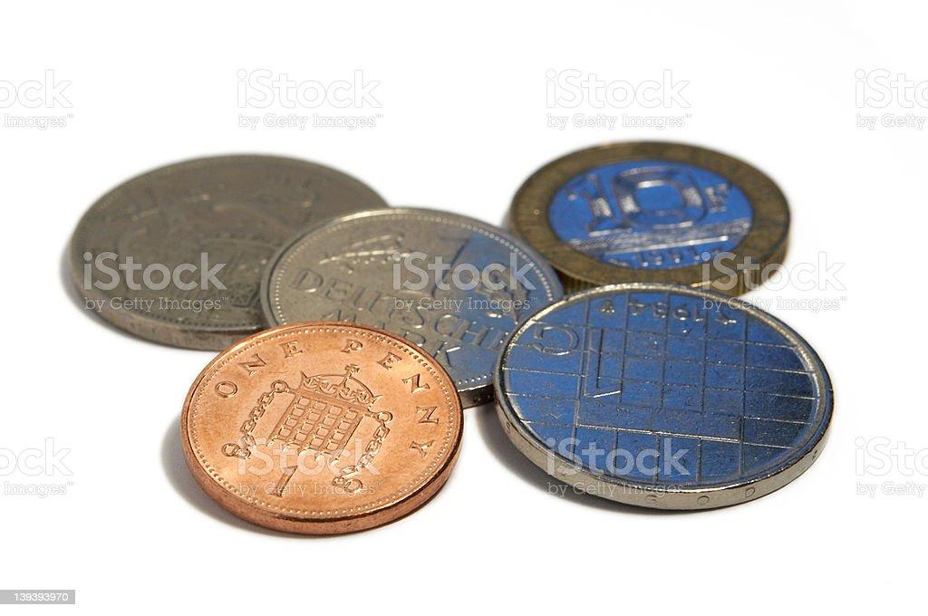 old money royalty-free stock photo