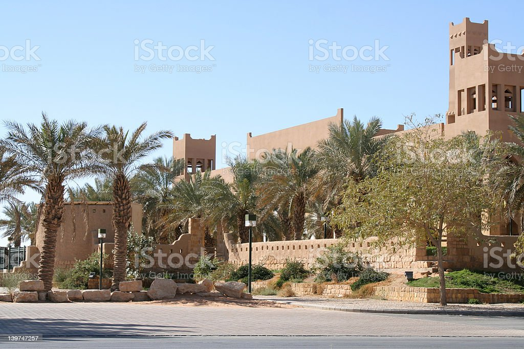 Old mosque royalty-free stock photo
