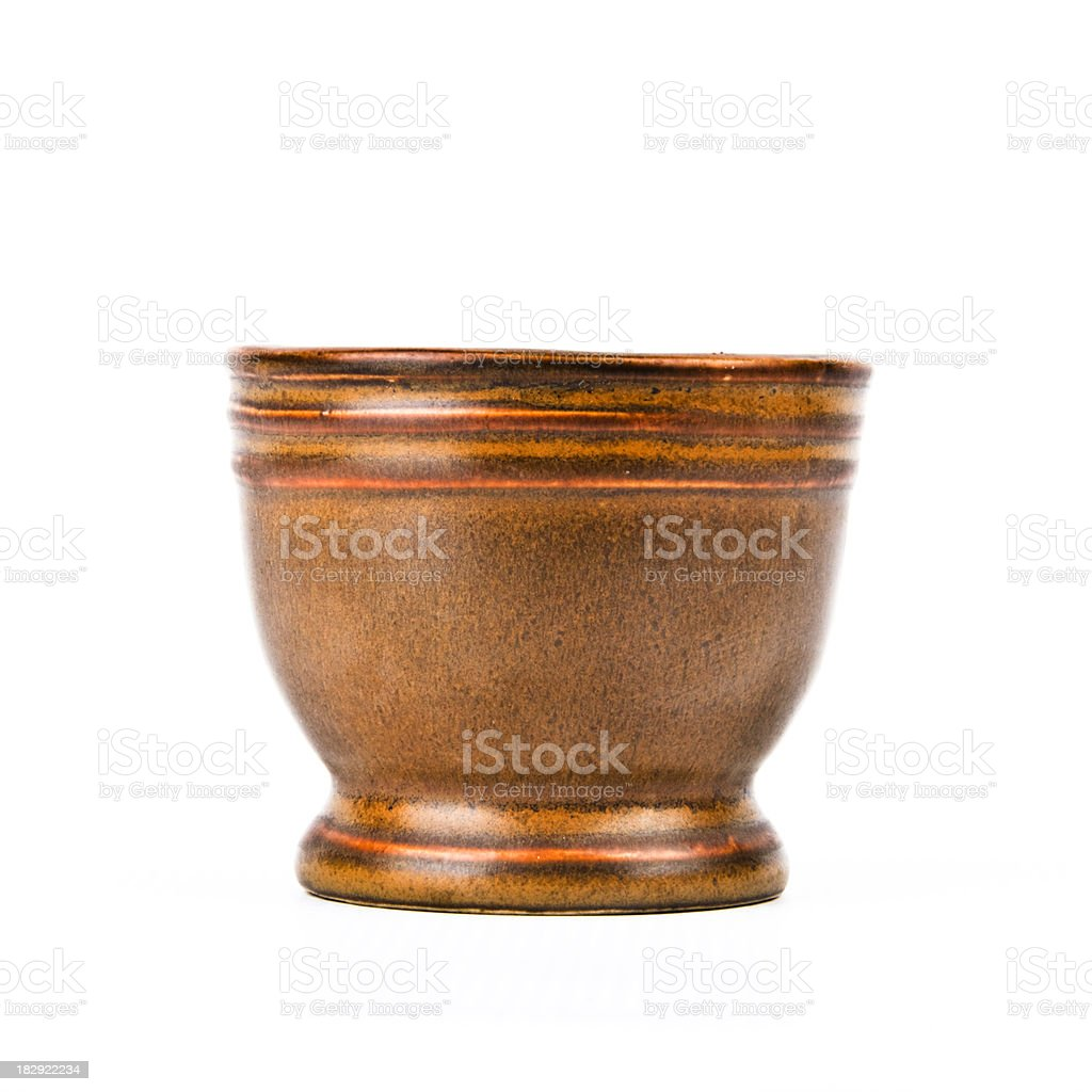 old mug royalty-free stock photo