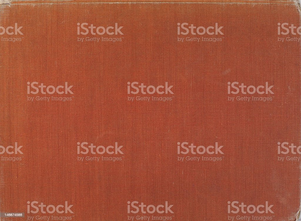 old natural terracotta fabric background royalty-free stock photo