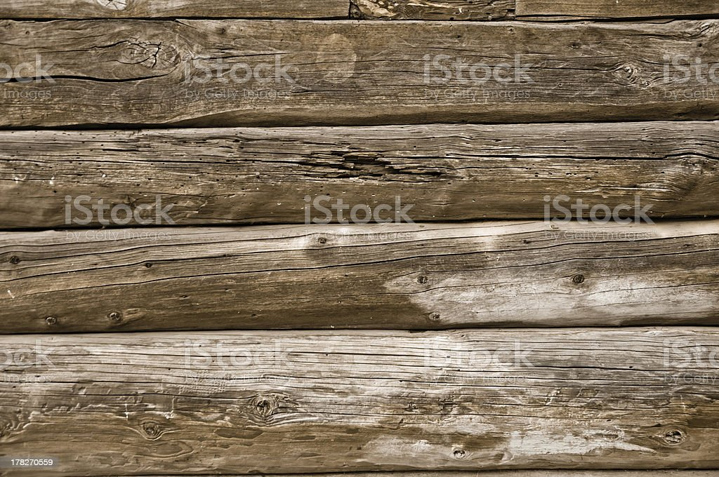 old natural wooden background royalty-free stock photo