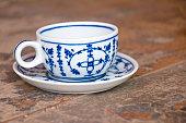Old North German Teacup