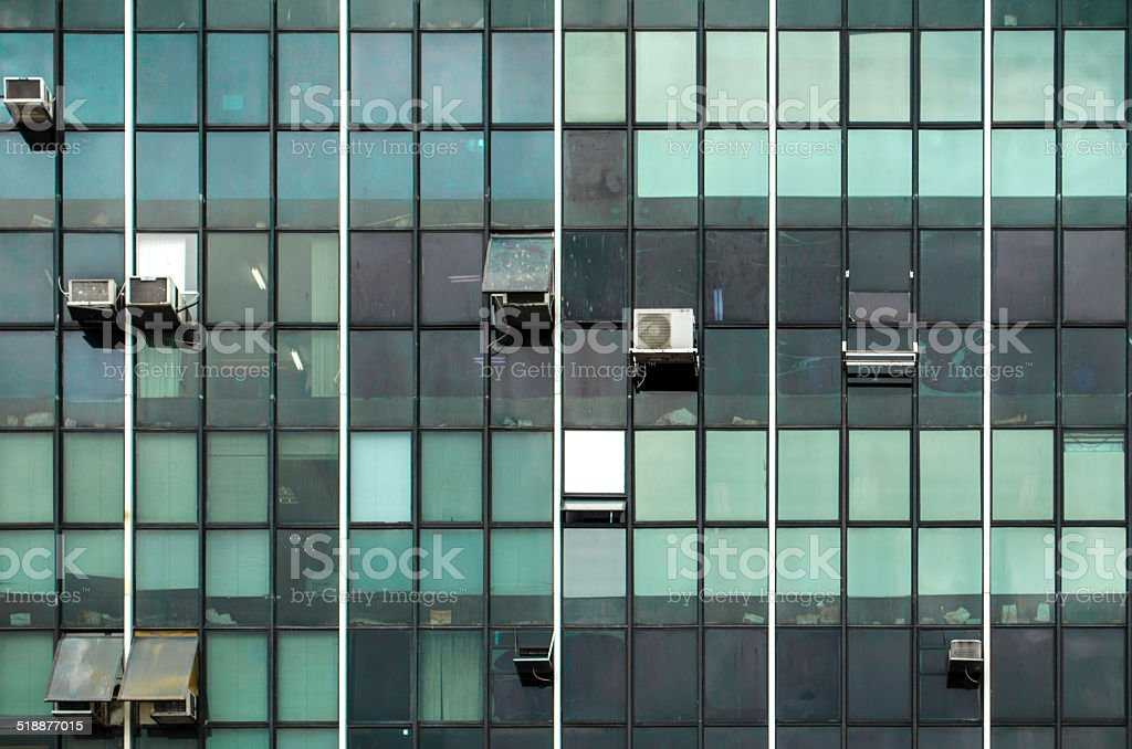 old office building stock photo