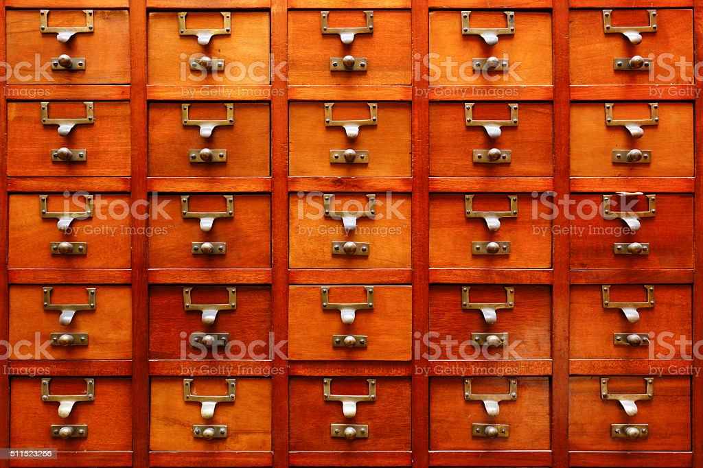 Old organizer - Stock Image stock photo