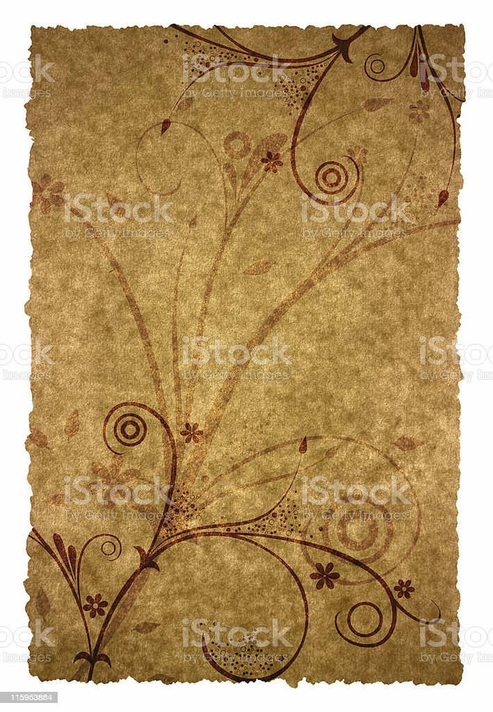 old page royalty-free stock photo