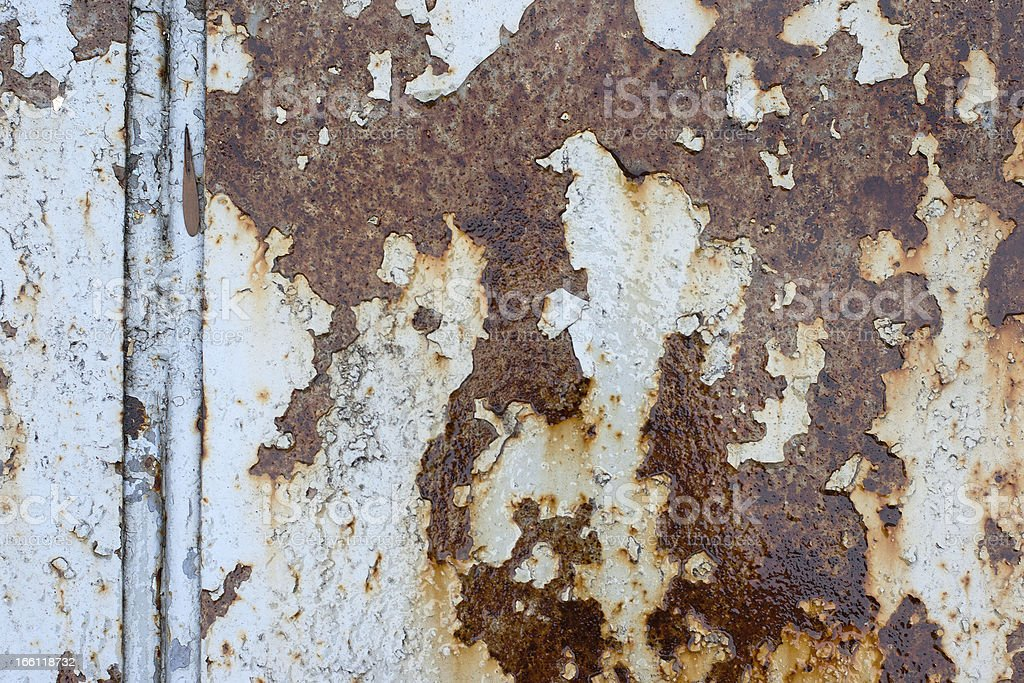 Old Paint royalty-free stock photo