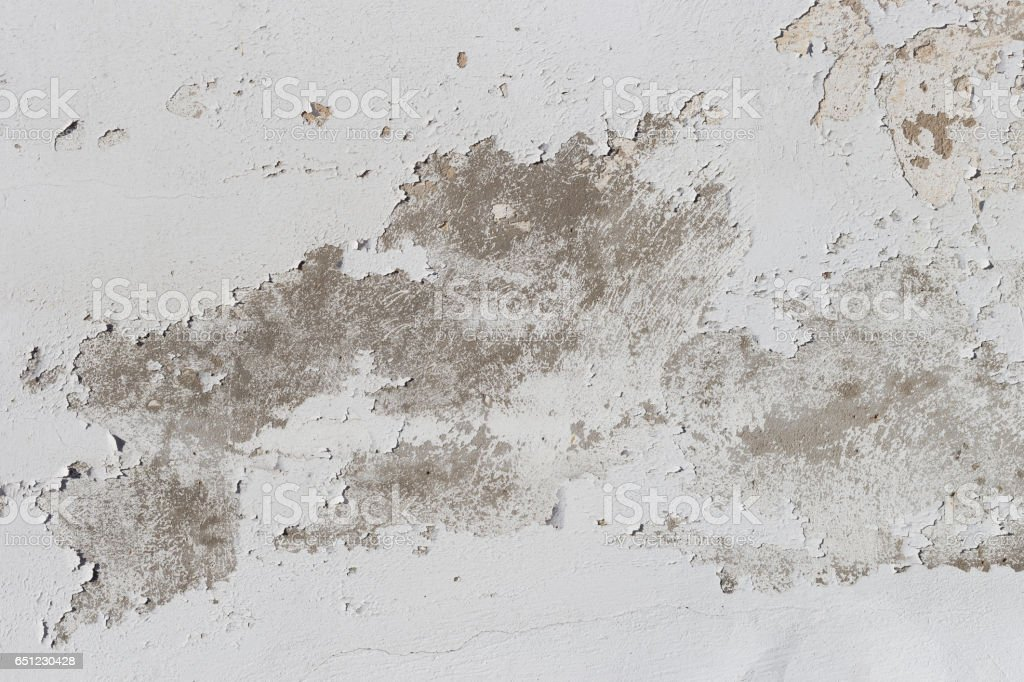 Old painted wall texture as grunge background stock photo