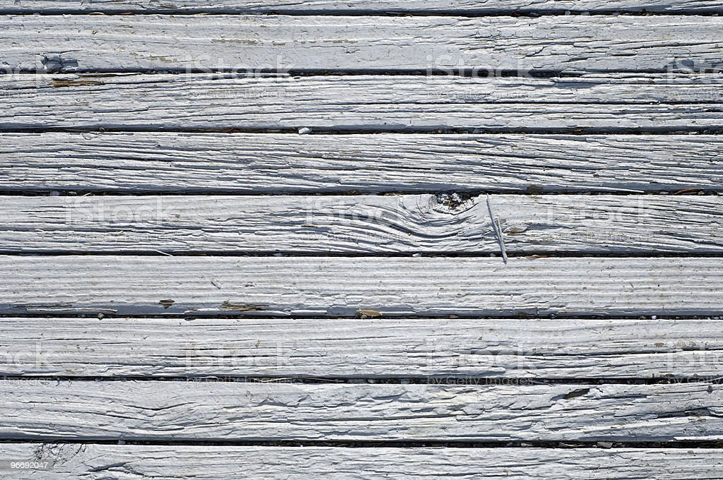 Old Painted Wood royalty-free stock photo
