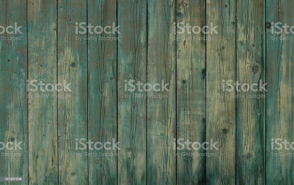 Old Painted Wooden Texture royalty-free stock photo