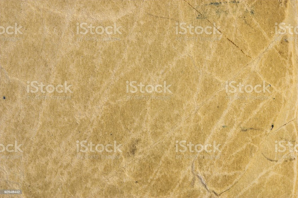 Old paper 3 royalty-free stock photo