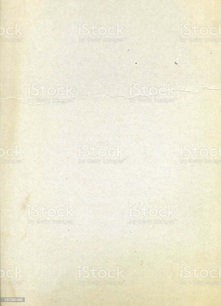 Old paper background for important documents royalty-free stock photo