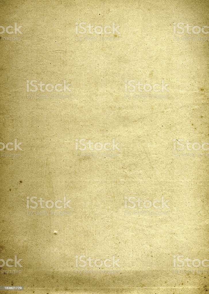 Old Paper Background (High Resolution Image) royalty-free stock photo