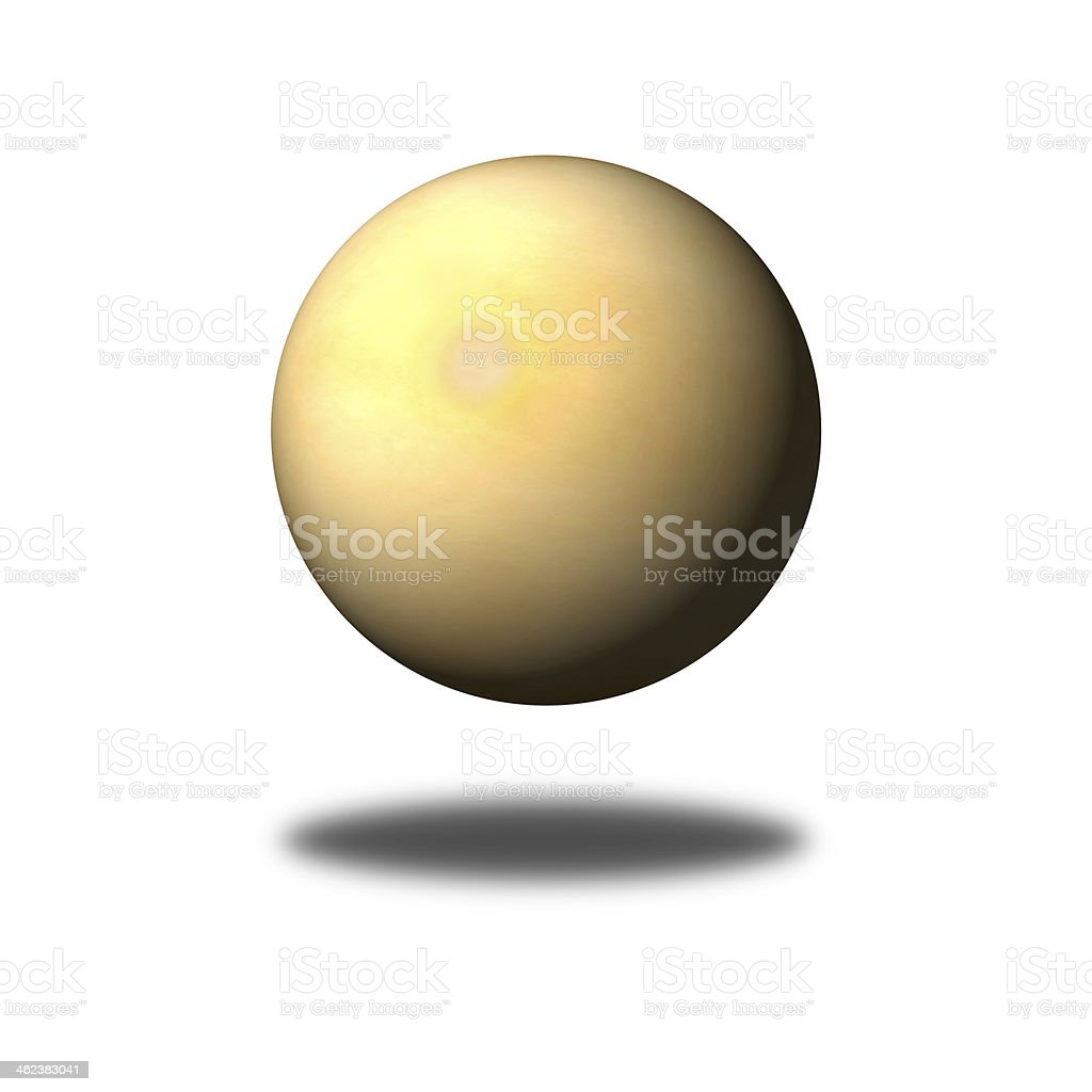 Old Paper Globe royalty-free stock photo