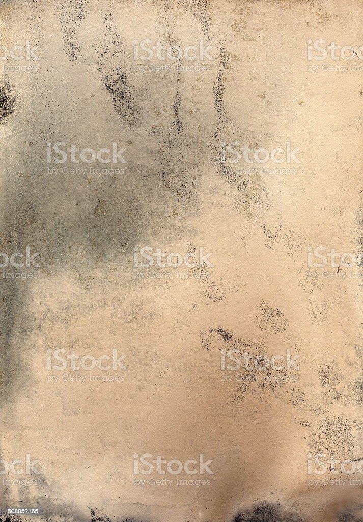 old paper grunge stock photo