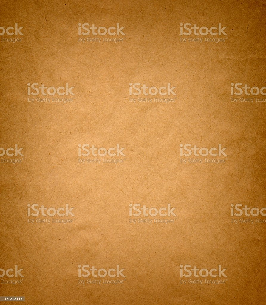 XXL Old Paper royalty-free stock photo