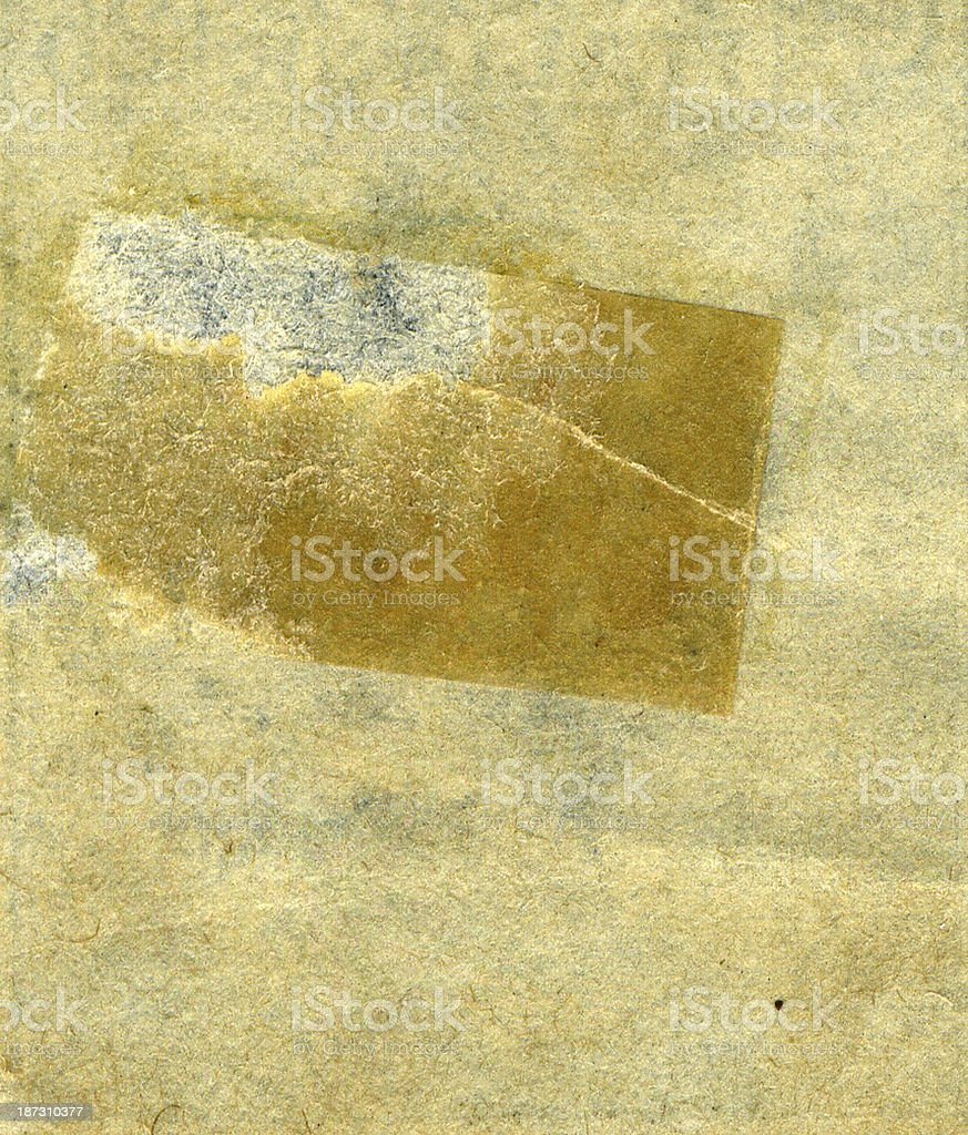 Old Paper. royalty-free stock photo