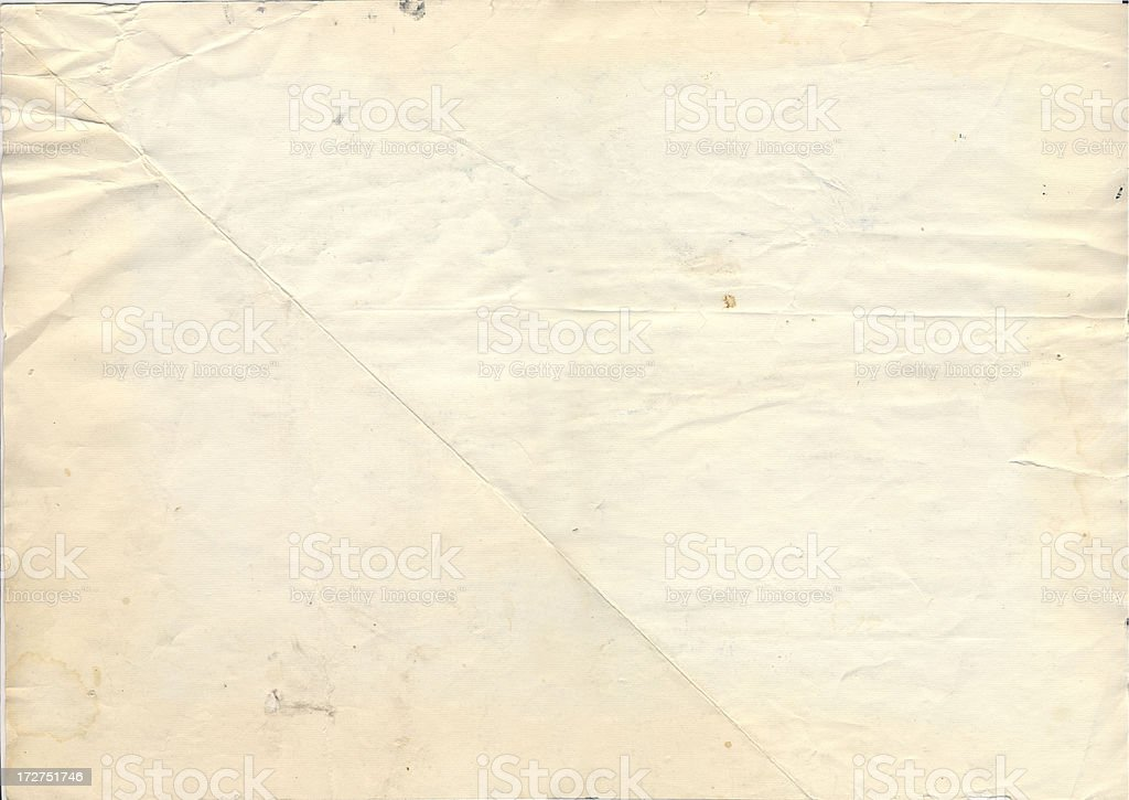 Old paper texture background royalty-free stock photo