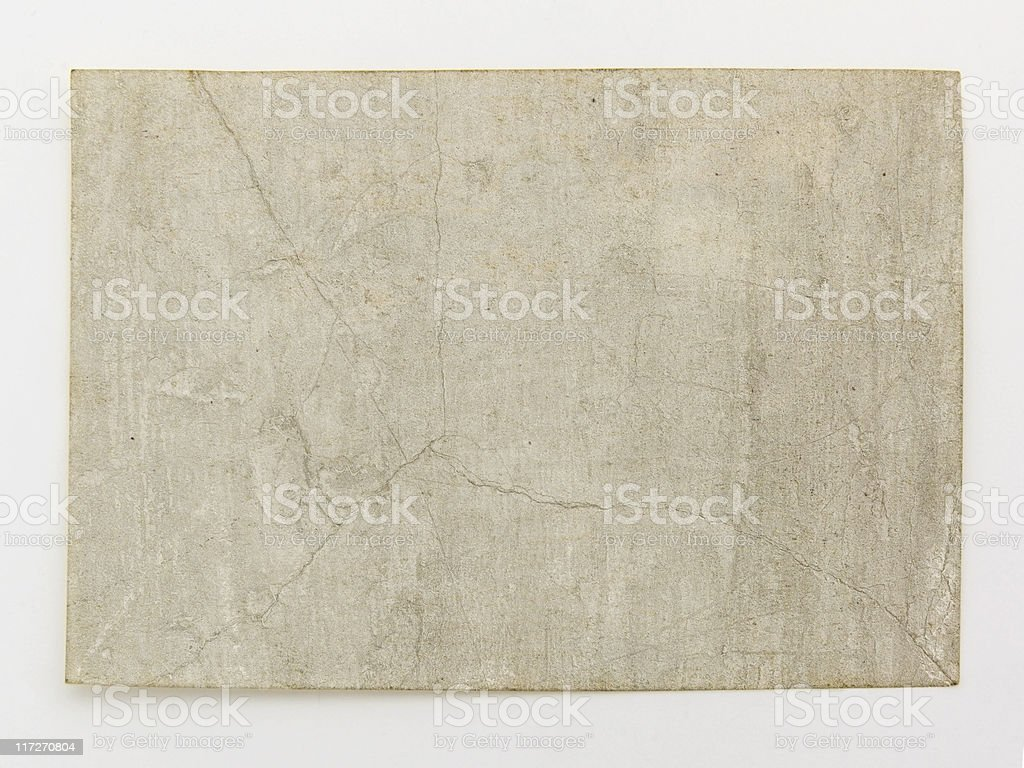 Old paper textured royalty-free stock photo