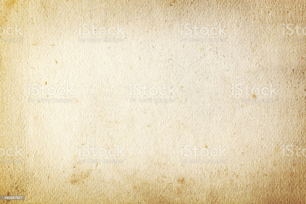 Old Paper Textures royalty-free stock photo