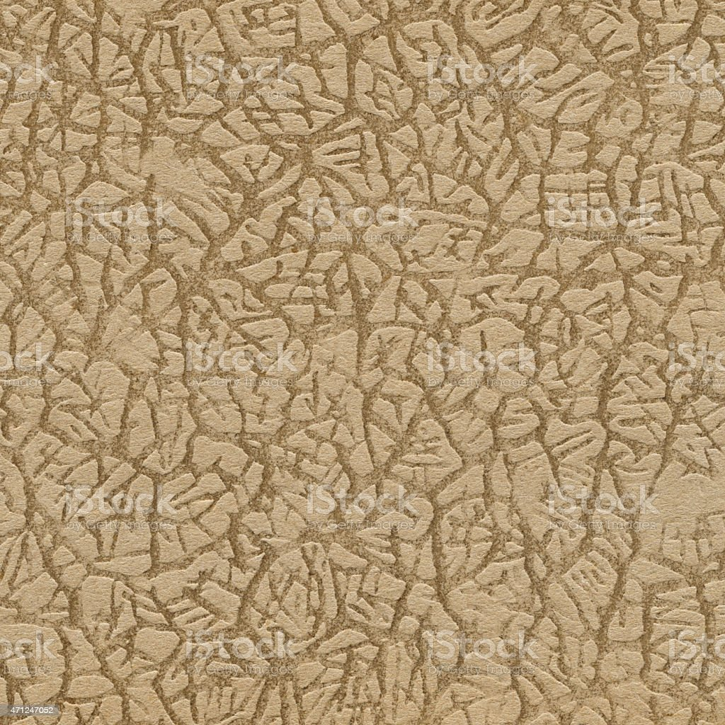 Old paper with abstract texture background stock photo