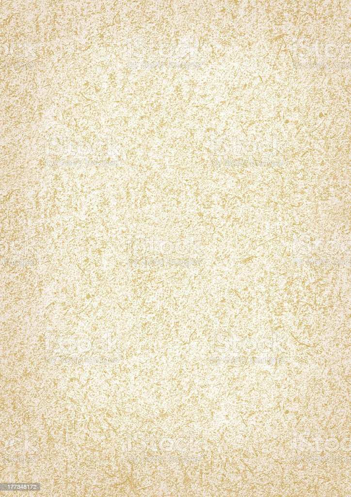 Old paperboard sheet royalty-free stock photo
