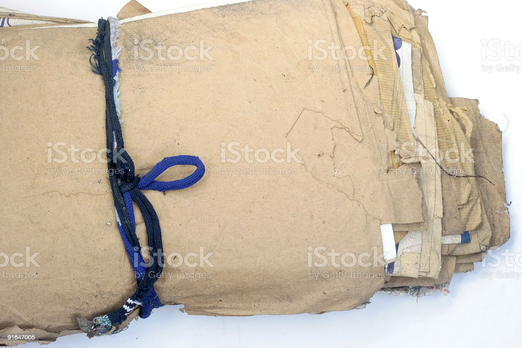Old Papers royalty-free stock photo
