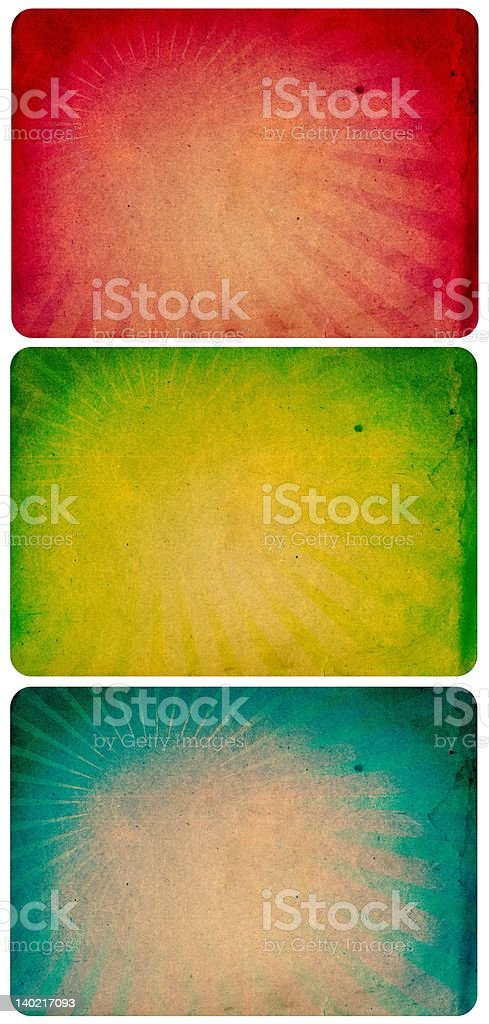 old papers - ray royalty-free stock photo