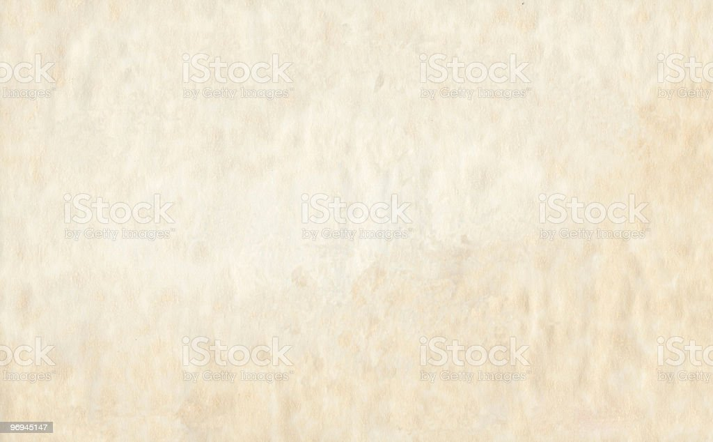 Old Parchment Background royalty-free stock photo