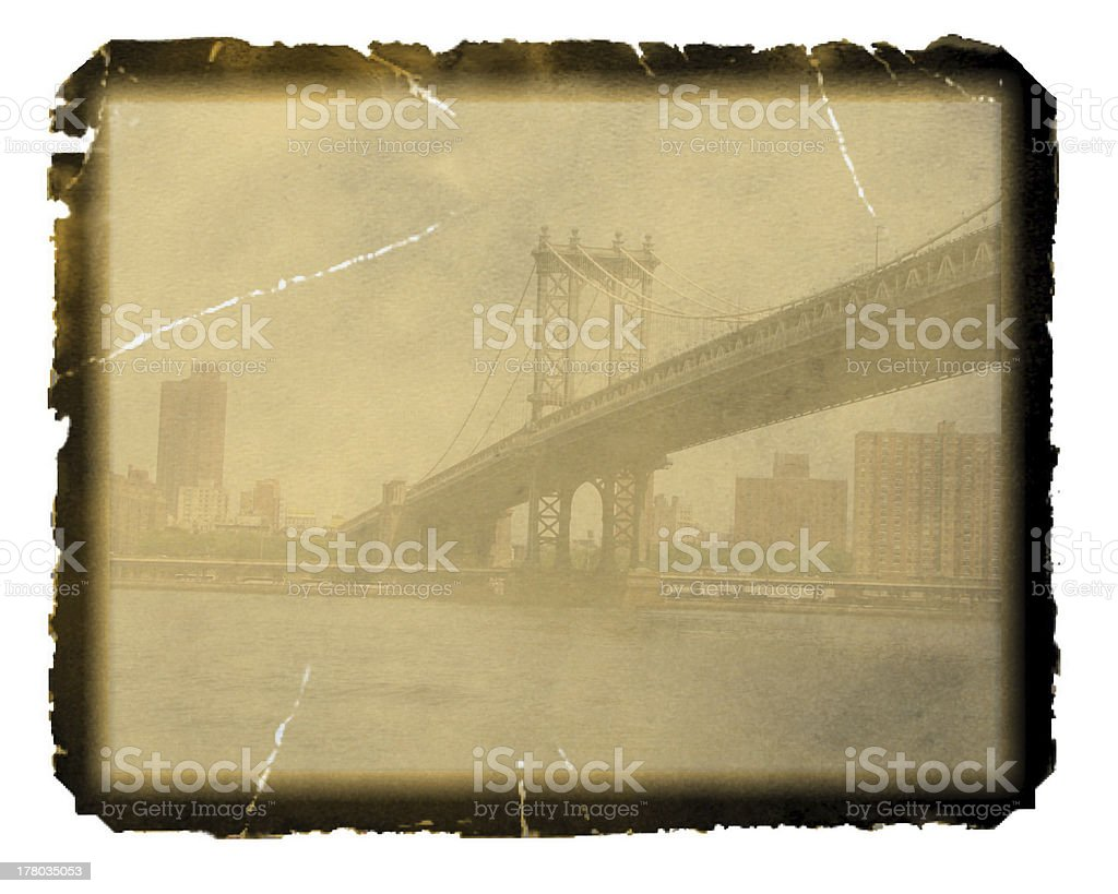 Old photo paper texture royalty-free stock photo