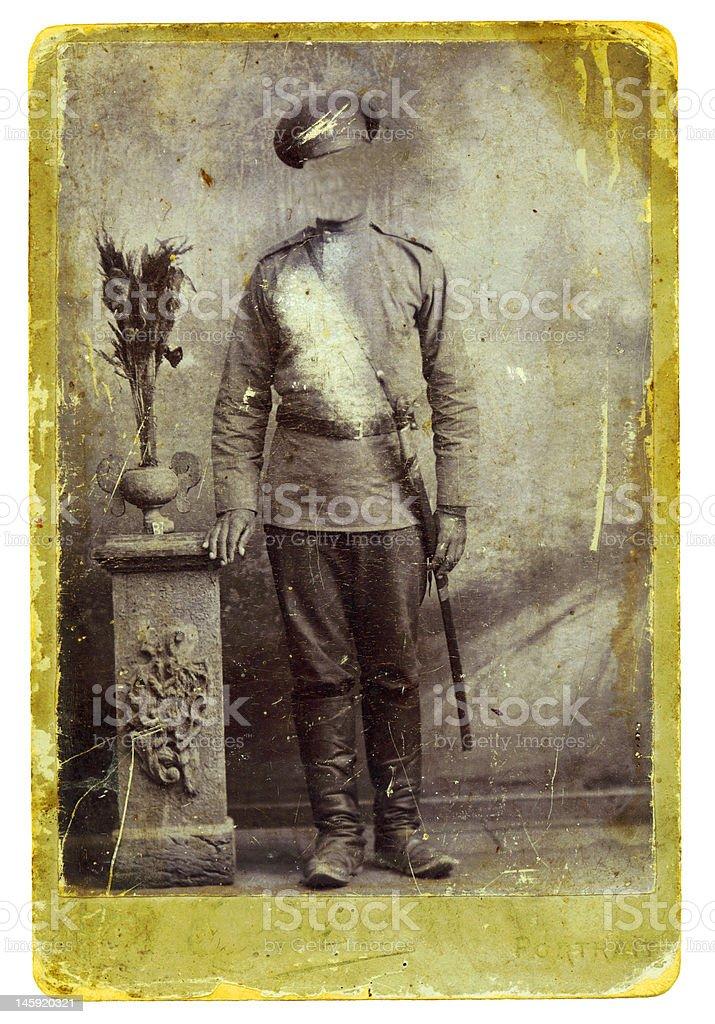 Old Photo royalty-free stock photo