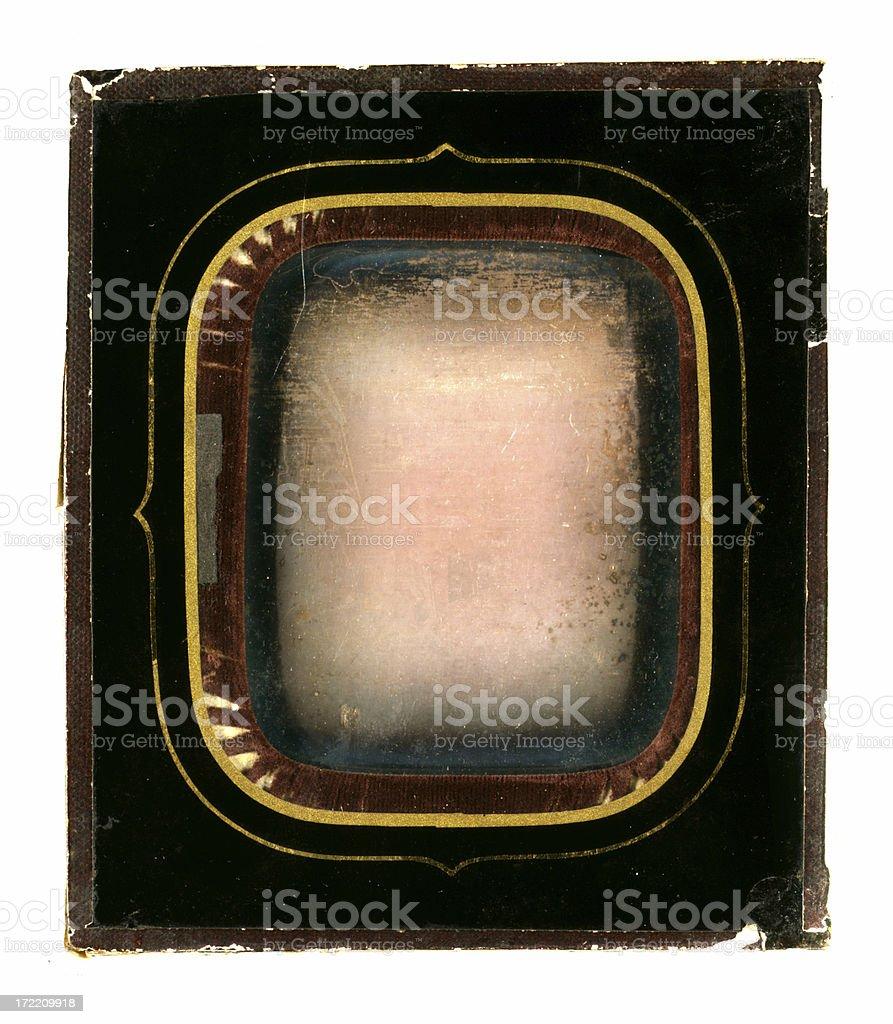 old photoframe royalty-free stock photo