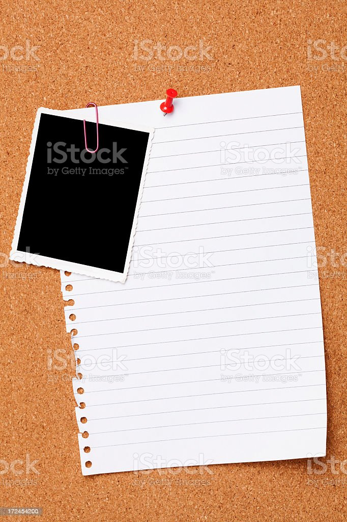 Old Picture royalty-free stock photo