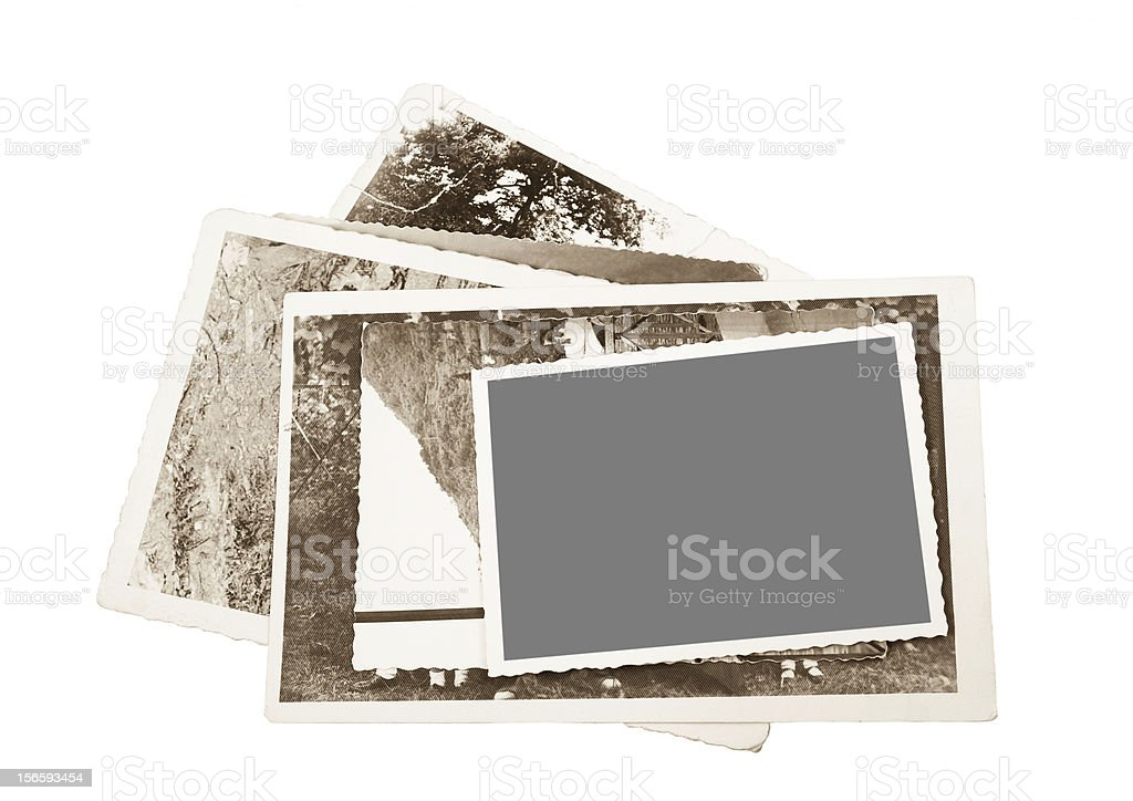 old pictures frame royalty-free stock photo