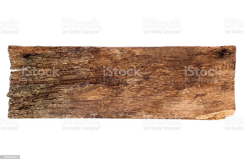 Old Plank stock photo