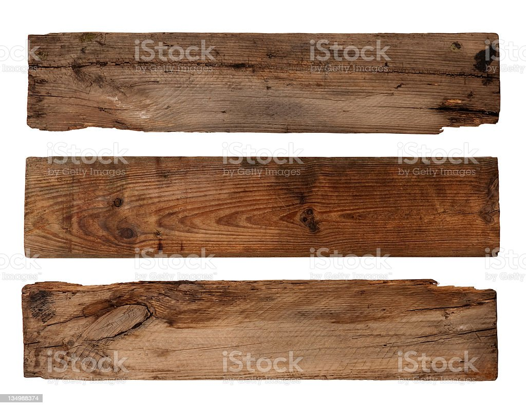 Old planks stock photo