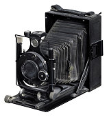 old Plate Camera