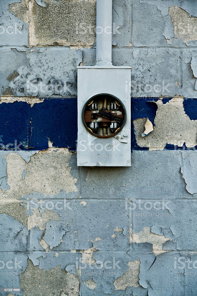 old power royalty-free stock photo