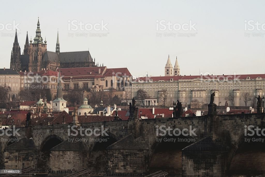 Old Prague royalty-free stock photo