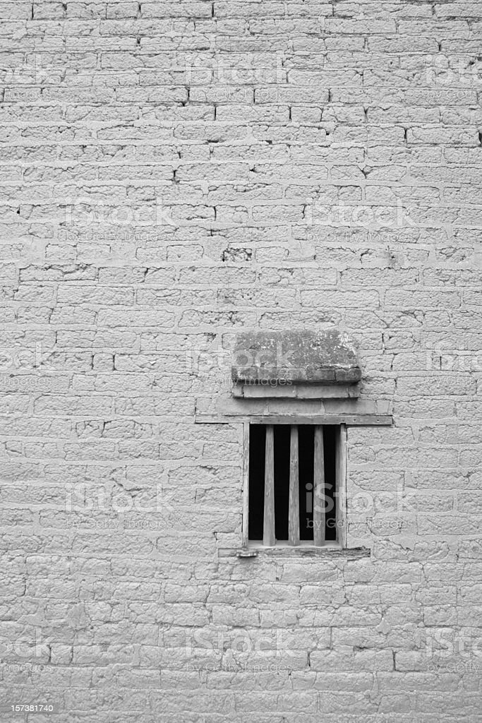 Old Prison royalty-free stock photo