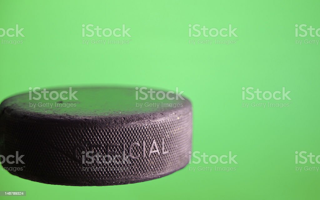Old Puck royalty-free stock photo