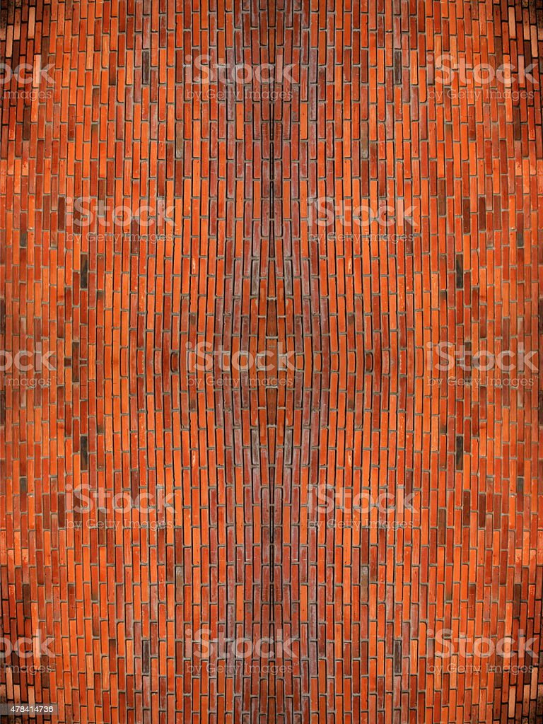 old red brick wall pattern royalty-free stock photo