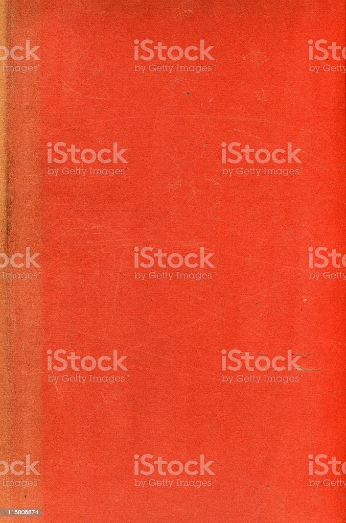 old red paper royalty-free stock photo